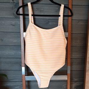 Target swimsuit one piece L